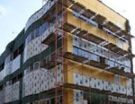 Осуществление монтажа вентилируемых фасадов своими руками