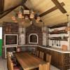 Как построить летнюю кухню на даче своими руками: расскажем обо всем
