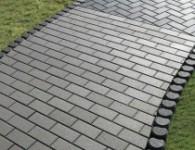 Надежная укладка тротуарной плитки на бетонное основание
