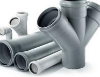 Канализационные трубы и фитинги из полиэтилена высокого качества