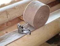 Джут межвенцовый: как сохранить тепло в деревянном доме