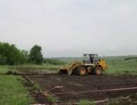 Подготовка участка к строительству деревянного дома