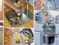 Кухонные измельчители отходов
