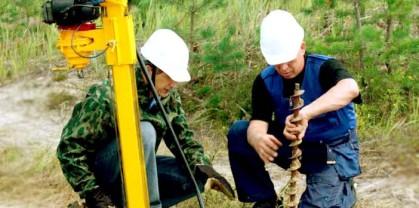 Инженерно-геологические изыскания для строительства сооружений