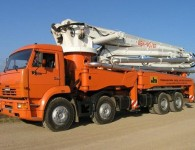 Скорость и качество выполнения строительных работ: аренда автобетононасоса