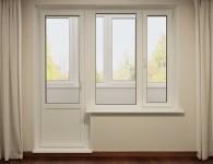 Виды дверей: балконные