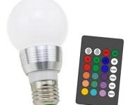 Светодиодные лампы для украшения