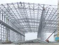 Преимущества металлоконструкций в строительстве