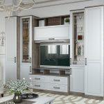 Мебель для гостиной в стиле прованс