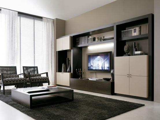 Мебель для гостиной в современном стилеing-design