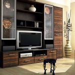 Интерьер гостиной с модульной мебелью