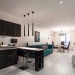 Идеи дизайна малогабаритных кухонь.