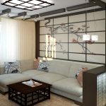 Квартира в японском стиле