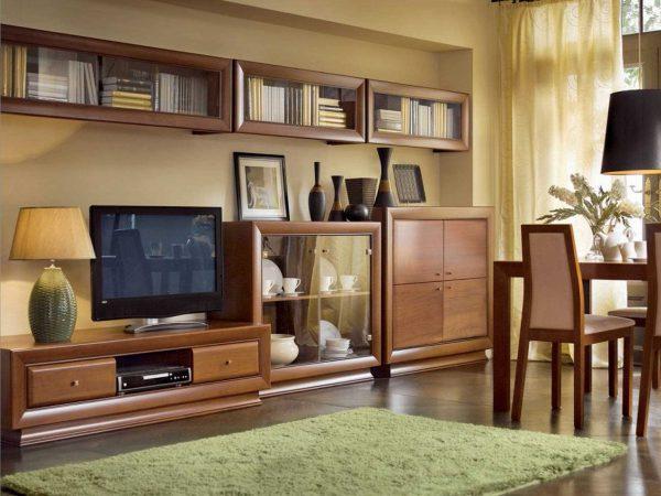 модульная мебель для гостиной в современном стиле 52 фото