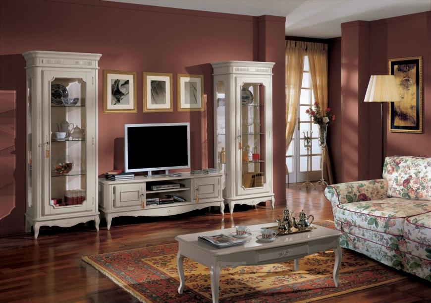 Модульная мебель в классическом стиле