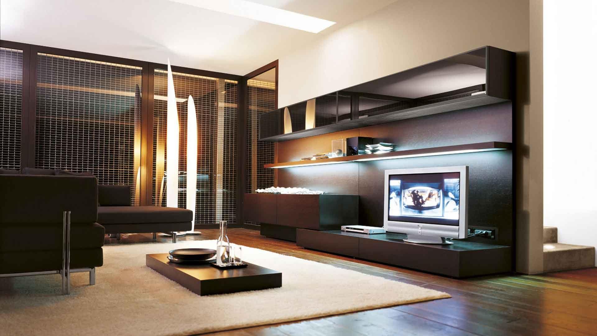 Итальянская мебель для гостиной в современном стиле