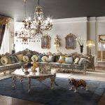 Итальянская мебель в классическом стиле