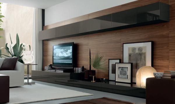 Модульная мебель в гостиной