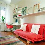 Уютный интерьер гостиной