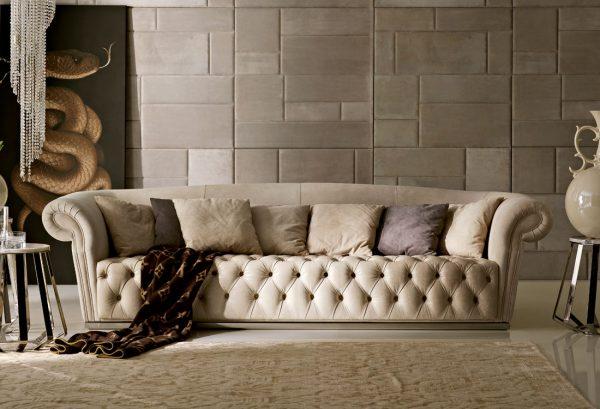 Оригинальная итальянская мебель для гостиной