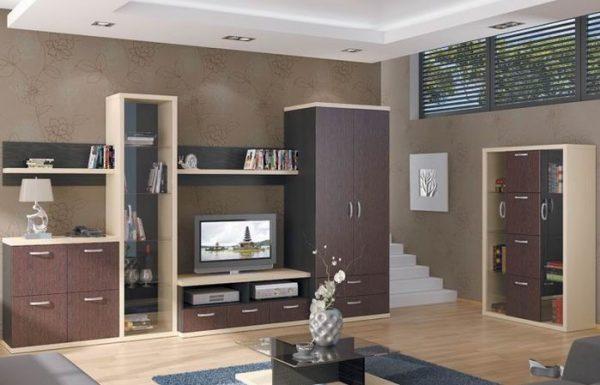 Модульная система в гостиную