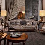 Стиль модерн в итальянской мебели