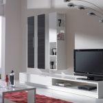 Светлая мебель в стиле минимализм