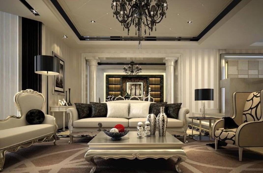Идеальный дизайн интерьера в стиле неоклассика