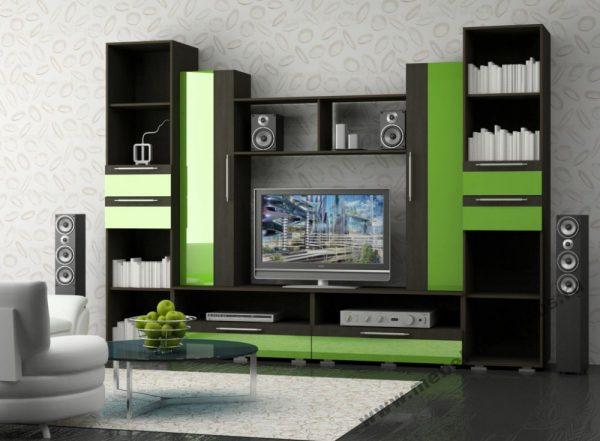 Модульная мебель - отличный вариант для оформления интерьера