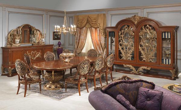 Элитная мебель для гостиной.