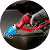 Электрические ножницы по металлу: все, как по маслу
