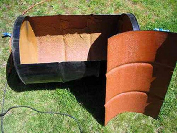 Как сделать мангал своими руками из металла