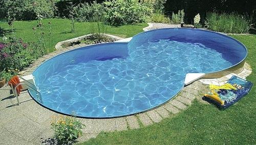 Как сделать бассейн своими руками — фото и видео для желающих иметь собственный водоем