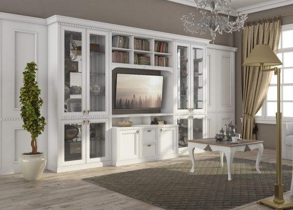 Мебель для классического интерьера.