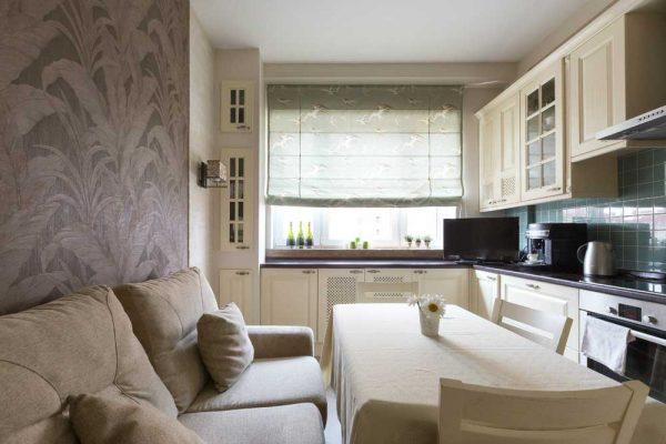 Узкие диваны для кухни со спальным местом